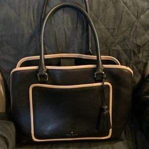 Kate Spade XL Pebbled Leather Computer